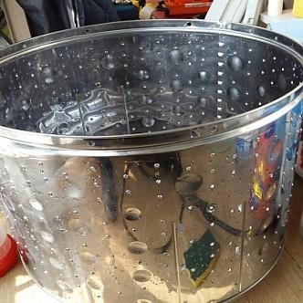 통돌이 세탁기 EM 청소