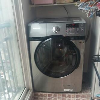 드럼 세탁기EM분해청소