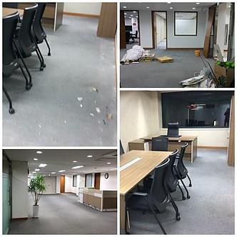사무실 거주청소 (평당)