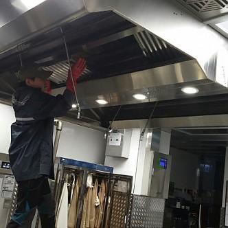 회사구내식당 청소